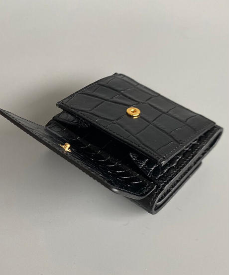 A.P.C.(アーペーセー)COMPACT LOIS コンパクトウォレット 99.BLK