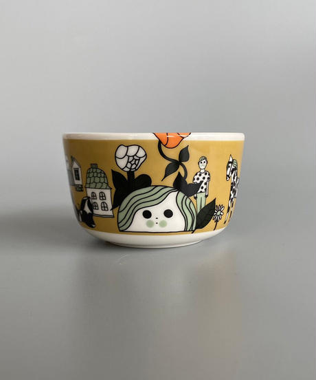 marimekko(マリメッコ)日本限定 Marikyla ボウル 10.WHT