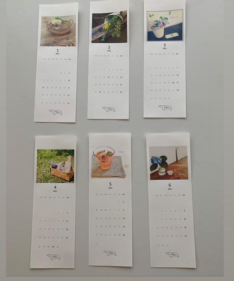 〔2021〕コラボカレンダー+ポチ袋セット