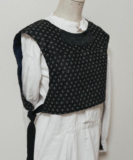 1900'sオランダベスト①双葉模様