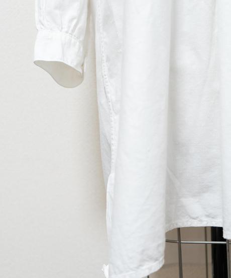モノグラムアンティークシャツ
