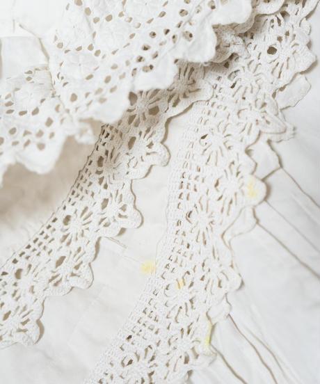 1900's アンティークヨーロッパキャミドレス