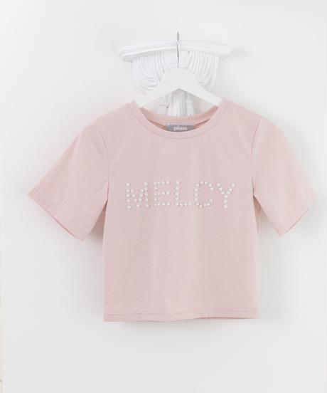 パールデザインちびTシャツ