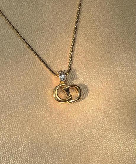 Christian Dior ネックレス