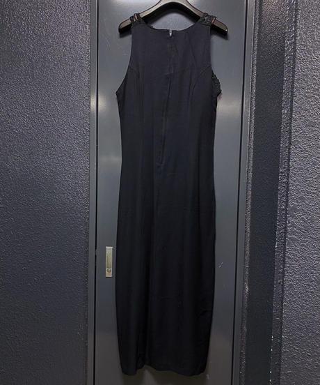 1980年代 ヴィンテージ ドレス