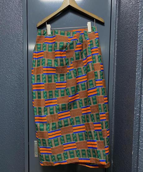 ヴィンテージ エスニックスカート