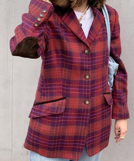 テーラード ジャケット