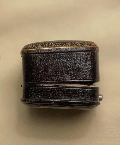 1910-1920年代 ヴィンテージ リングケース