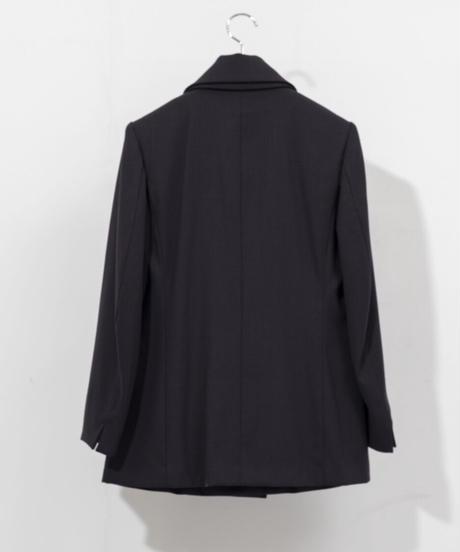 ETHOSENS - Layer Jacket [ BLACK ]