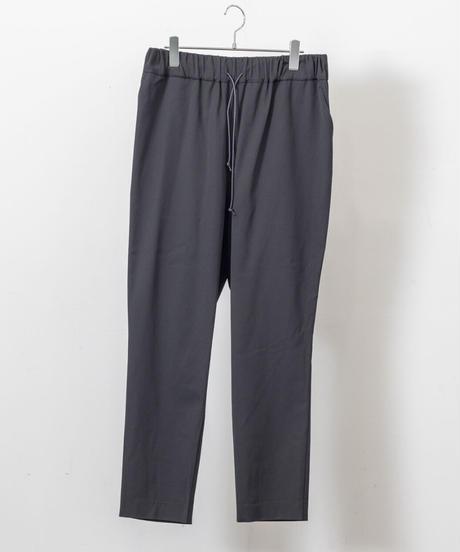 VOAAOV -  Clear Twill Tapered Pant [ BLACK ]