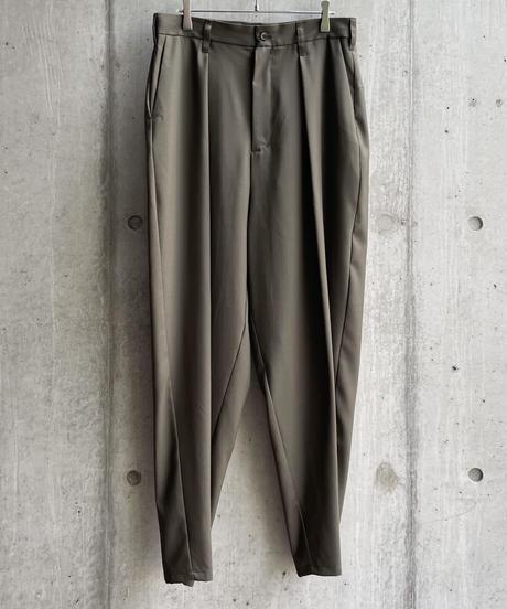 VU - tapered pants [ KHAKI ]