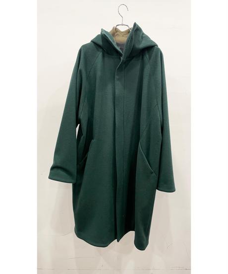 VU - hood coat [ GREEN ]