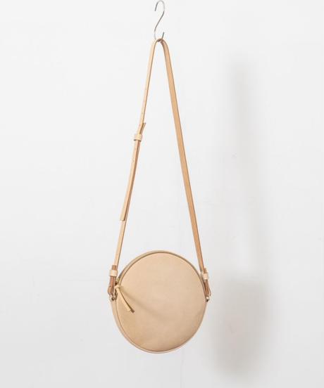 ETHOSENS - Circle bag [ TAN ]