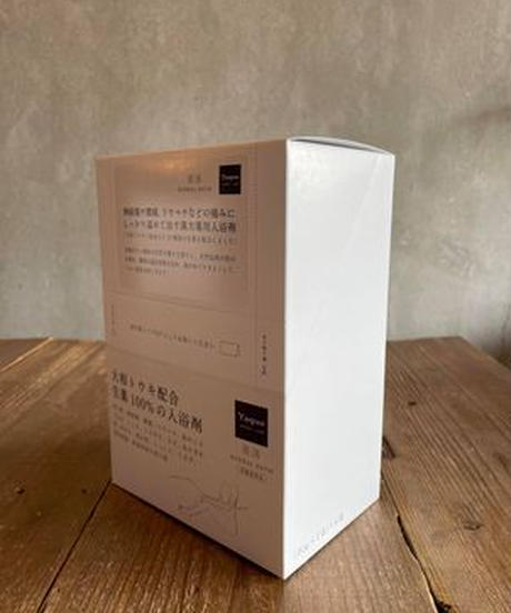 <夏ギフト>【指定医薬部外品】薬王ウォームズ研究所 薬湯<HERBAL BATH>【30g×2包】1箱(6袋入り)