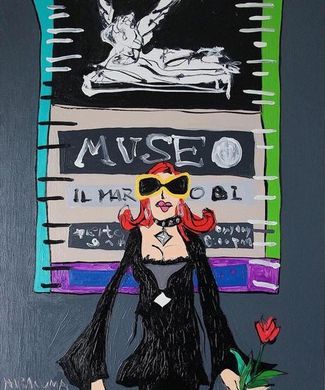 FASHION No.9 /NO.45   <Museum Poster>