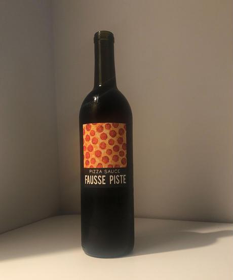 【ファウスピステ】 ピザソース NV- Fausse Piste  PIZZA SAUCE RED Brand-