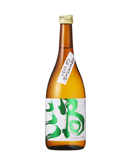純米吟醸 渦 - UZU 佐香錦六割 720ml