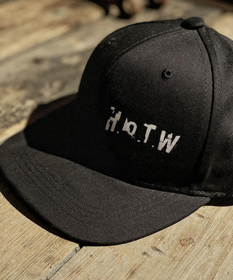 H.O.T.W graphic BASE BALL CAP #1