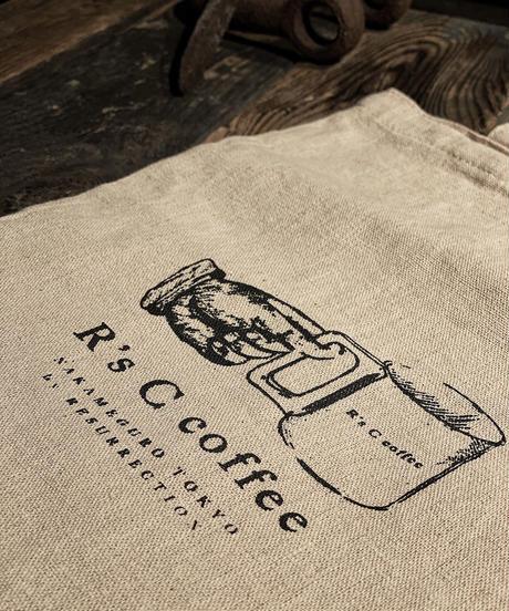 R's C coffee Tote bag (LOGO)