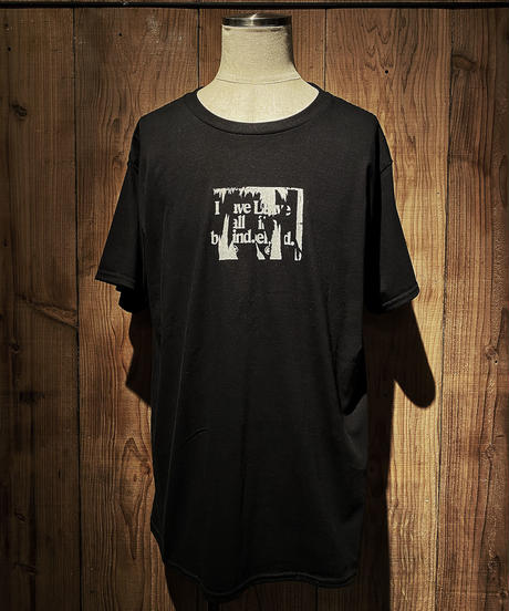 H.O.T.W graphic Tee #3 (BLACK)
