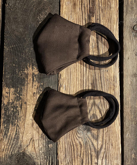RESURRECTION Overcome MASK (Dark brown)