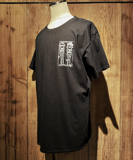 H.O.T.W graphic Tee #2 (BLACK)