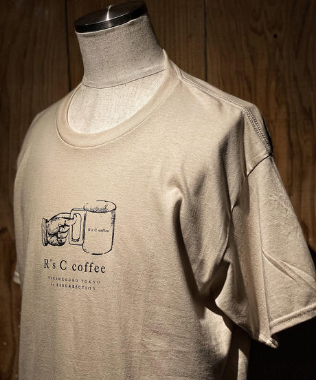 R's C coffee Tee  (LOGO)