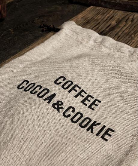 R's C coffee Drawstring bag (3C)