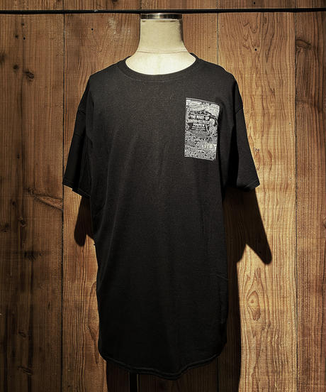 H.O.T.W graphic Tee #1 (BLACK)