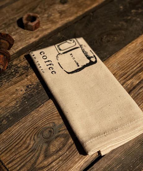 R's C coffee Table mat (LOGO)