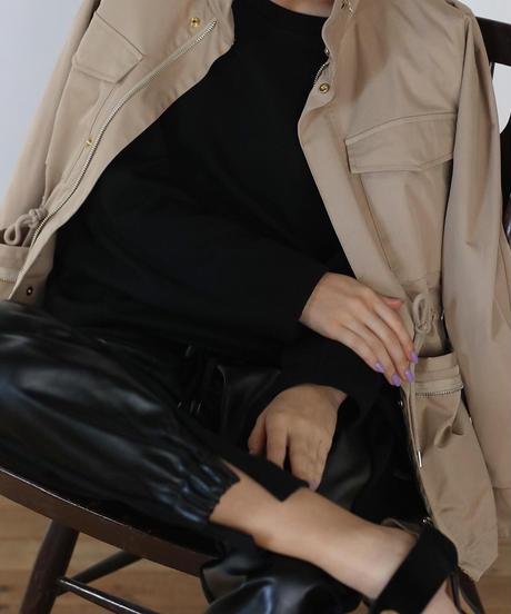 即納(original)ファー付きミリタリージャケット