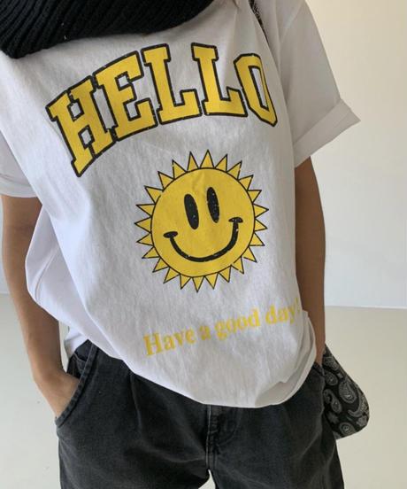 (select)スマイルTシャツ