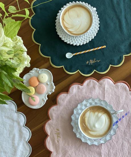(original)linen table cloth