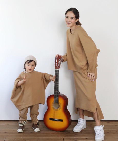 (origial)スウェットスカート