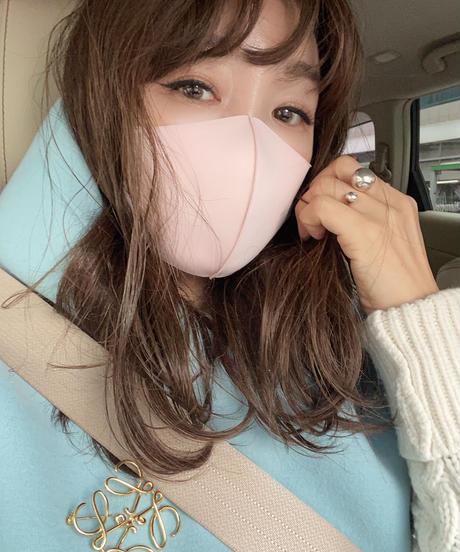 WARM洗って使える機能性マスク(EITORE)