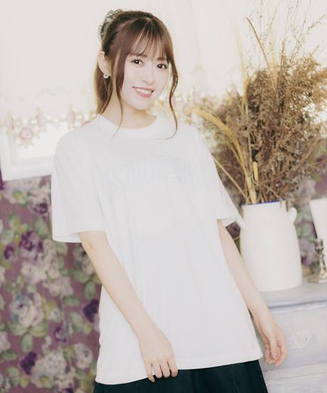 BIGロゴTシャツ(ホワイト)