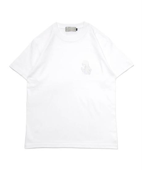 イラストTシャツ(ホワイト)
