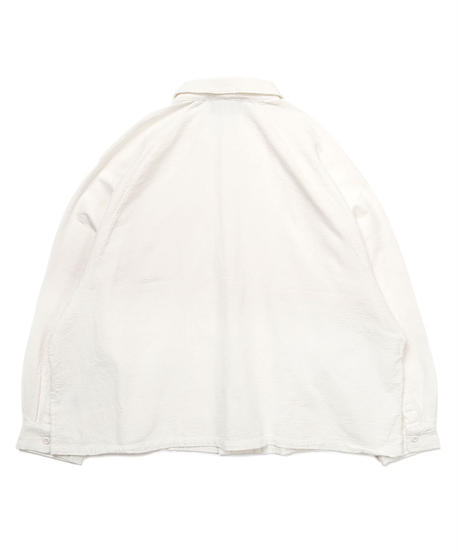 BIGシャツ(ホワイト)