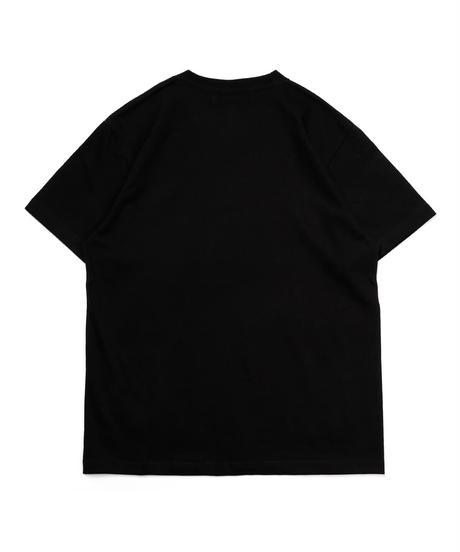 BIGロゴTシャツ(ブラック)