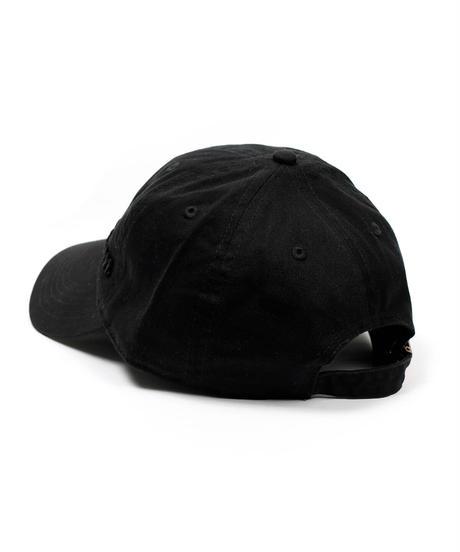 ロゴCAP(ブラック)