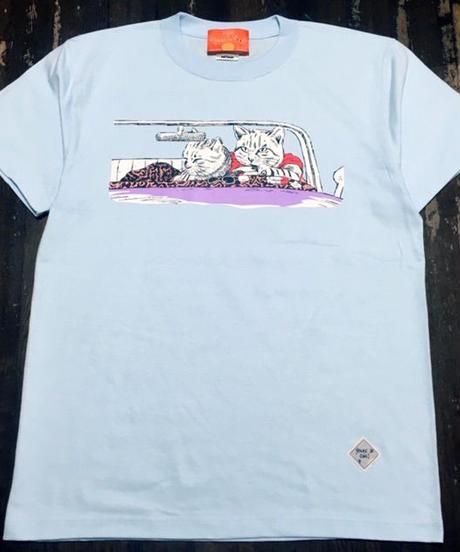 TRUE CAT ROMANCE T-shirts