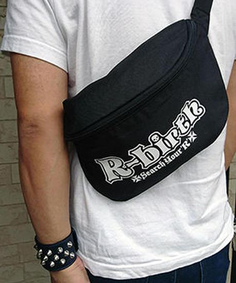 R-birth LOGO WAIST BAG