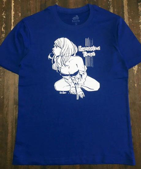 限定 Generation rough T-shirts