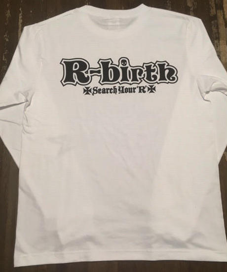 R-birth mega helm L/S Tee
