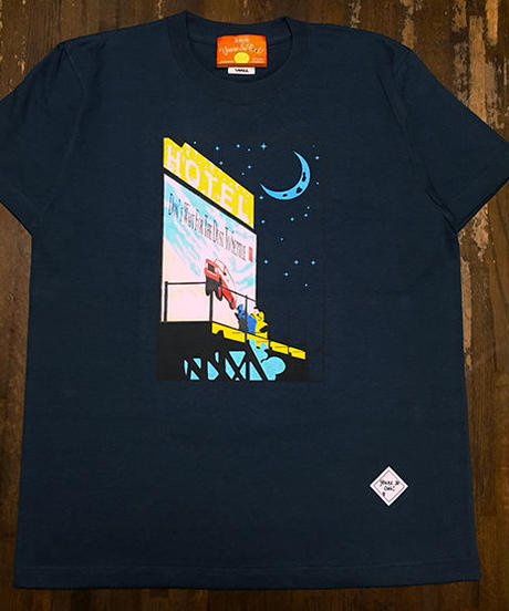 UNDER THE NIGHT SKY T-SHIRTS