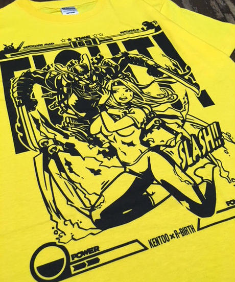 Real Bout T-shirts-Fight-ver
