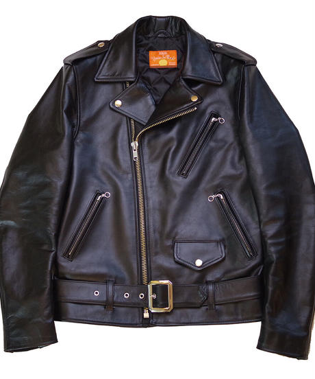 """LEATHER JACKET """"Howling At The Moon"""""""