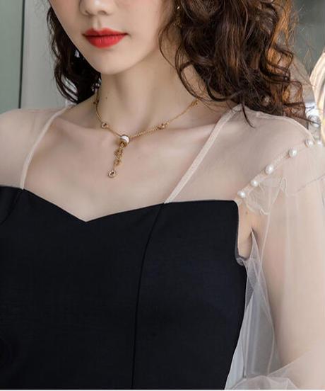 シアードッキングミニドレス