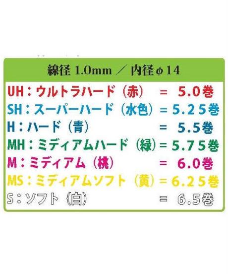 【BPA-32H】BANEぴょんα 32mm ハード 5.5巻 青