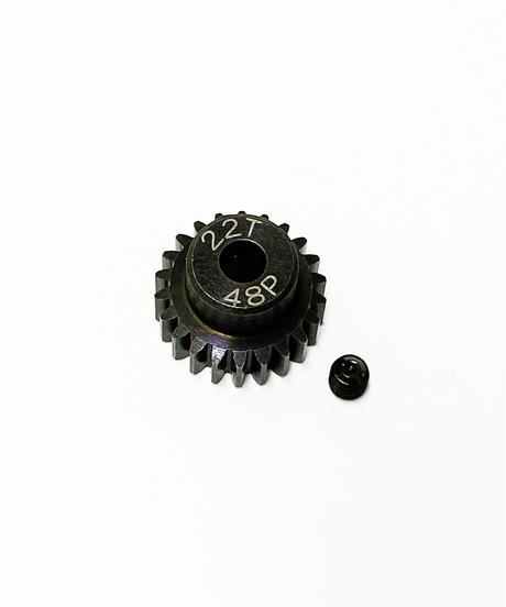 【TP-4822】ウルトラスチールピニオンギヤ 48ピッチ 22T